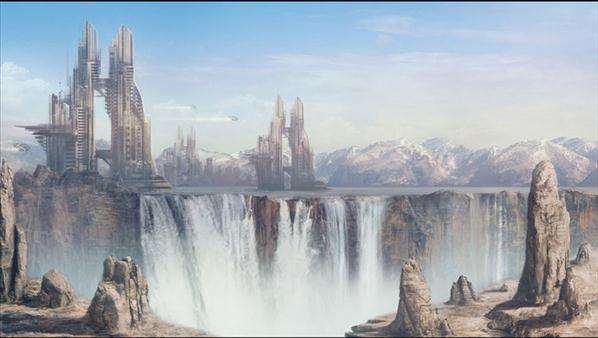 Matte Painting SciFi KL 2 by Cok3ster photoshop resource collected by psd-dude.com from deviantart
