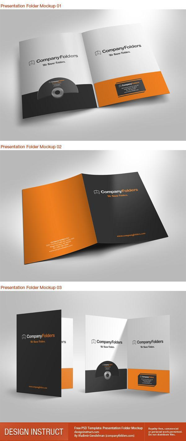 brochure mockup template - amazing mockup psd files with free download psddude