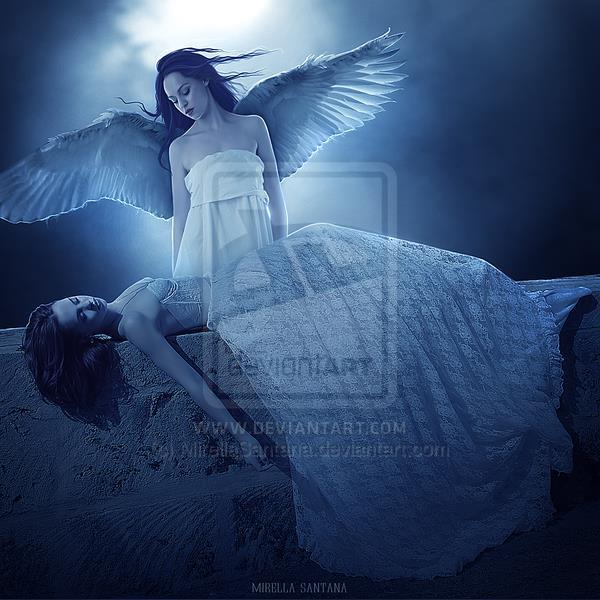 The End Angel of Dead Souls