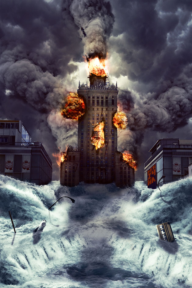 Apocalypse Photo Manipulations