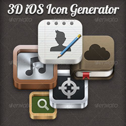 Android and IOS App Icon with PSD Files psd-dude.com Resources
