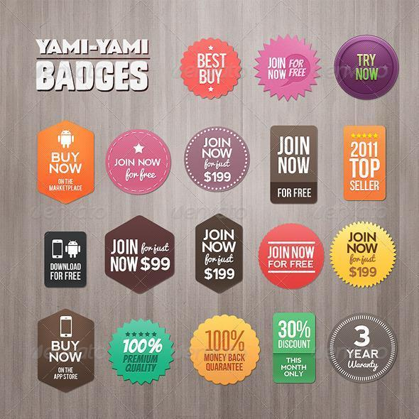 Badge and Tag Templates