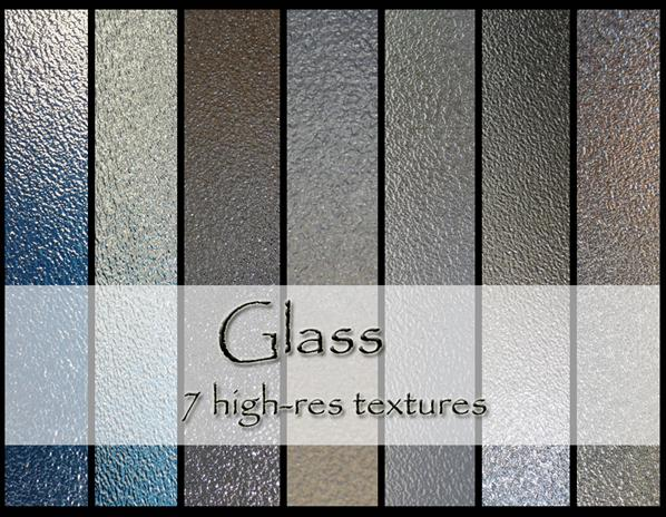 Glass texture pack by dbstrtz photoshop resource collected by psd-dude.com from deviantart