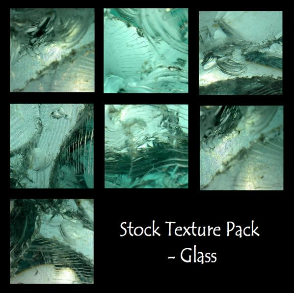 Texture Pack Glass by rockgem photoshop resource collected by psd-dude.com from deviantart