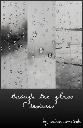 through the glass textures by rainbows-stock photoshop resource collected by psd-dude.com from deviantart