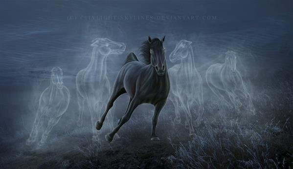 Insomnia Ghost Horses Manipulation