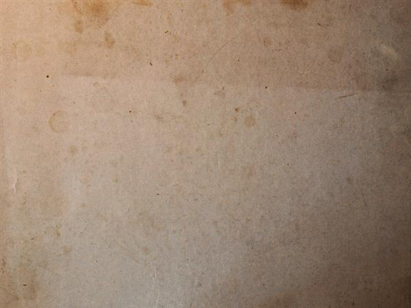 Old stained paper texture for photoshop