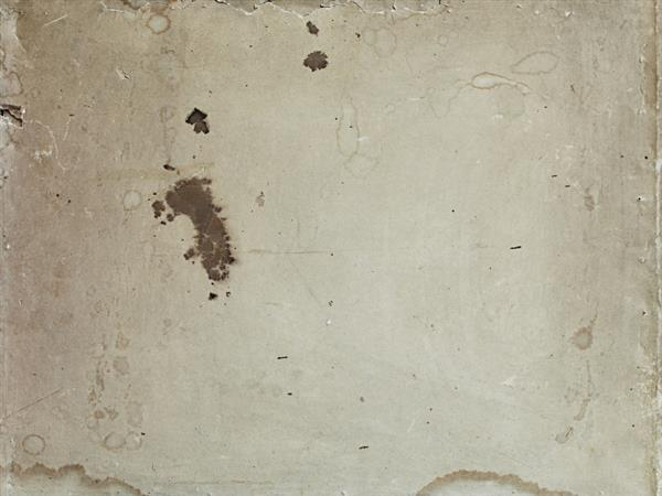 Very old paper texture with stains
