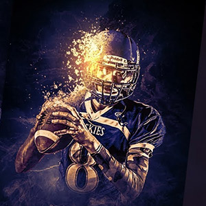 Best Sports Wallpaper Photoshop Tutorials psd-dude.com Resources