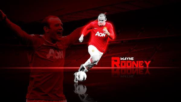 Rooney Wallpaper Video Photoshop Tutorial