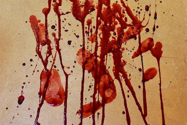 blood_splatter4 by clanbrunet photoshop resource collected by psd-dude.com from flickr
