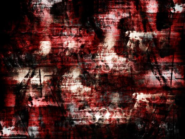 BloodRed Grunge by surrealistix photoshop resource collected by psd-dude.com from deviantart