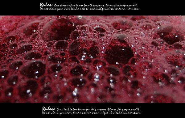 Bubbling blood texture 3 by Mithgariel-stock photoshop resource collected by psd-dude.com from deviantart