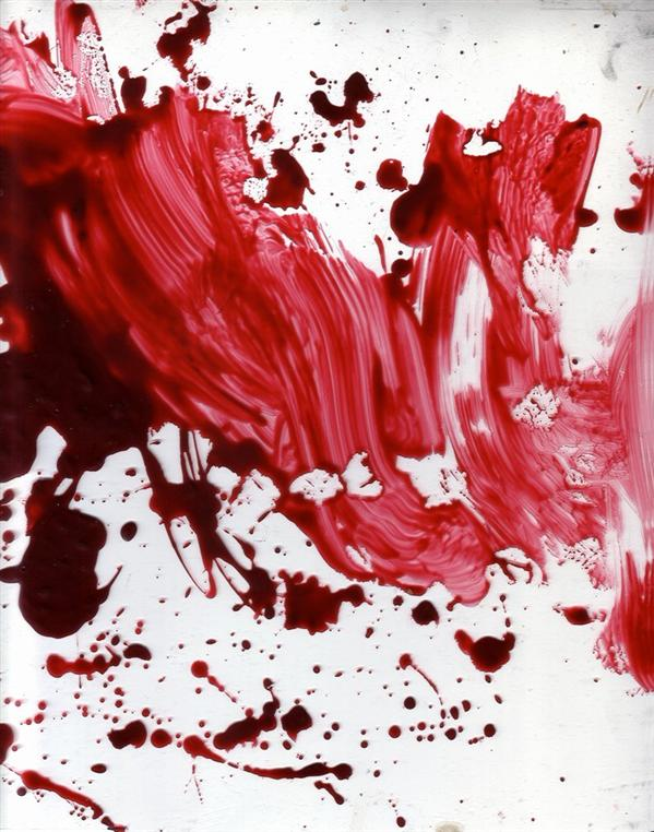 Blood Stain Texture – Splattered blood brushes pack ink paint texture brushes