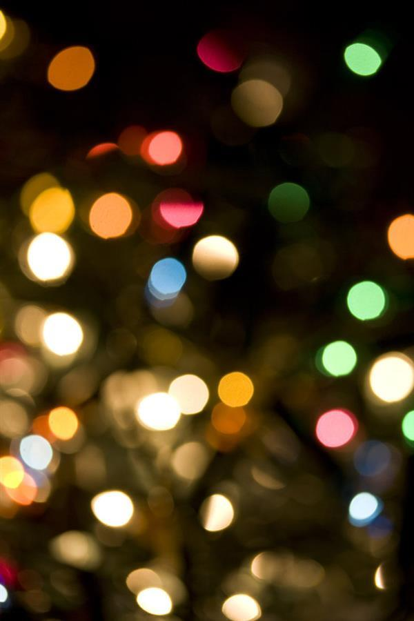 Blurry Lights Texture
