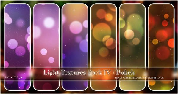 Light Textures Bokeh Effect