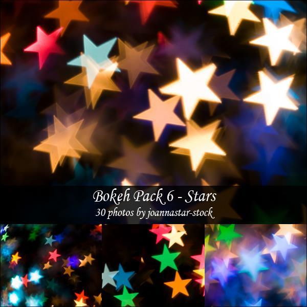 Star Bokeh Pack