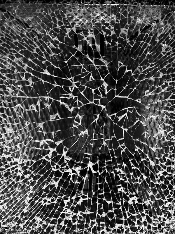 Broken Glass Texture by H9Stock photoshop resource collected by psd-dude.com from deviantart