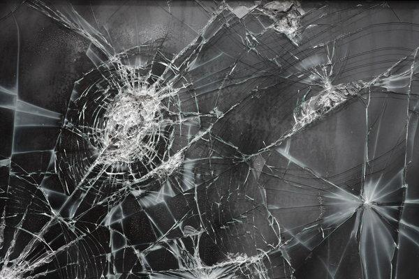 Cracked Glass Texture III by EverythingIsInStock photoshop resource collected by psd-dude.com from deviantart