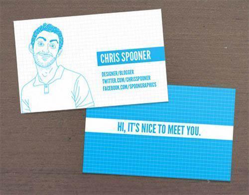 business card template photoshop tutorials psddude