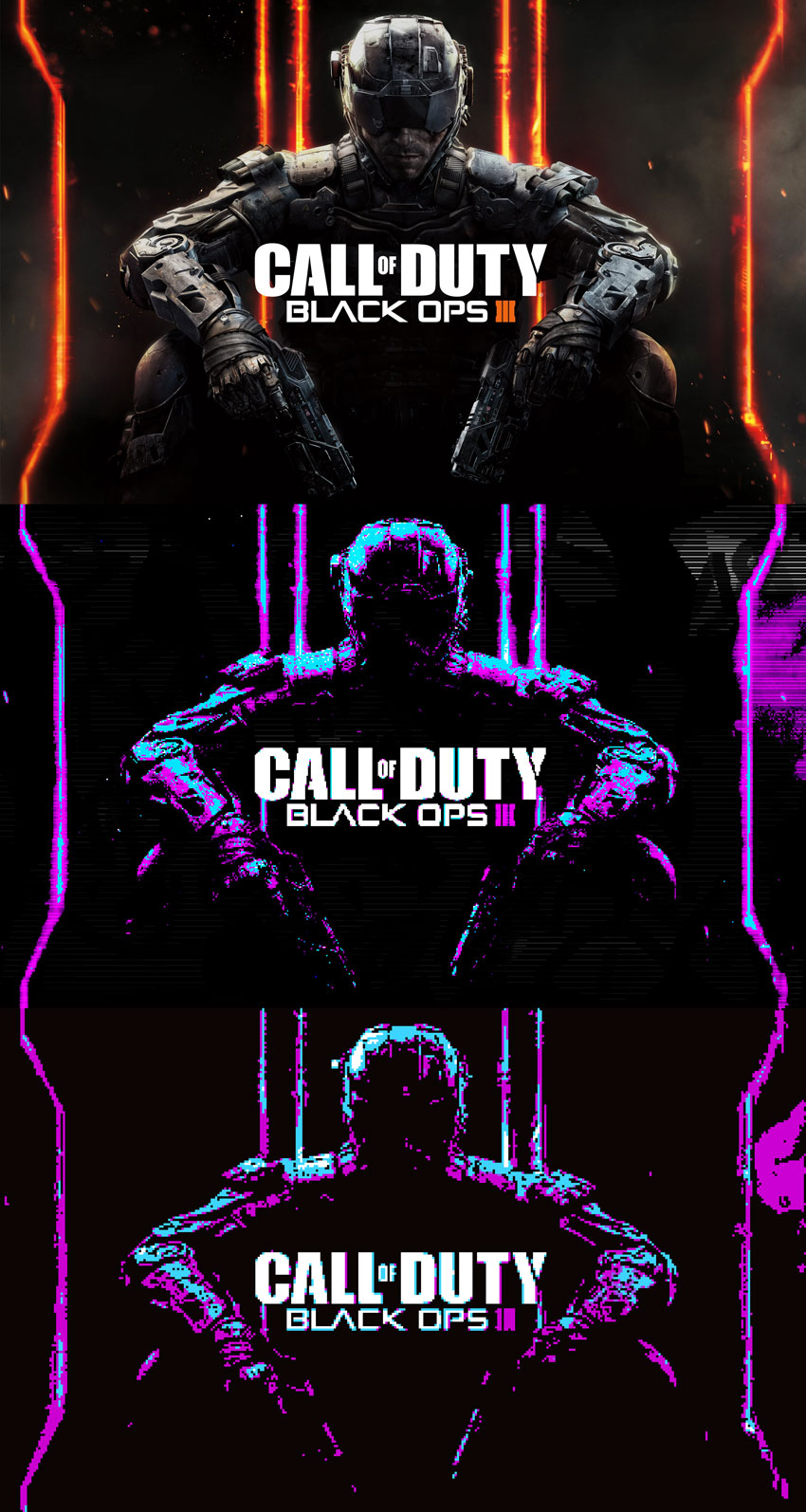 Call Of Duty Black Ops Wallpaper CGA Graphics