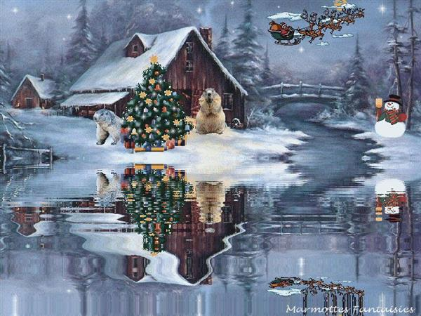 The spirit of Christmas by Momotte2 photoshop resource collected by psd-dude.com from deviantart