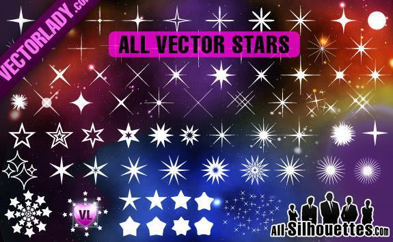 Christmas Star Custom Shapes