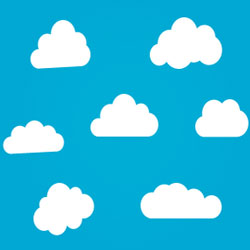 Cloud Shape Vectors for Photoshop psd-dude.com Resources