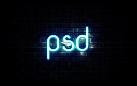 Create Neon Effect Photoshop Tutorials | PSDDude