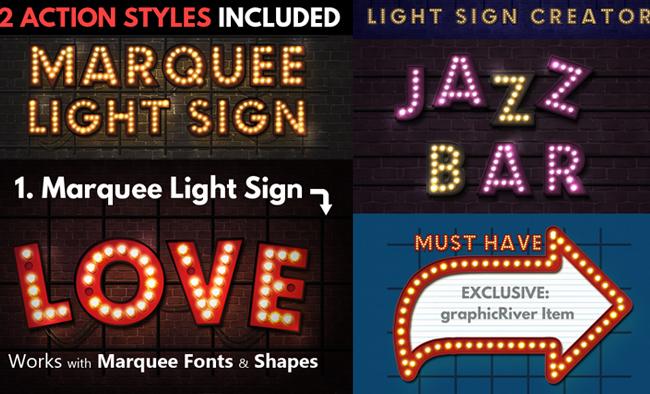 'Marquee Light' Effect? | Adobe Community