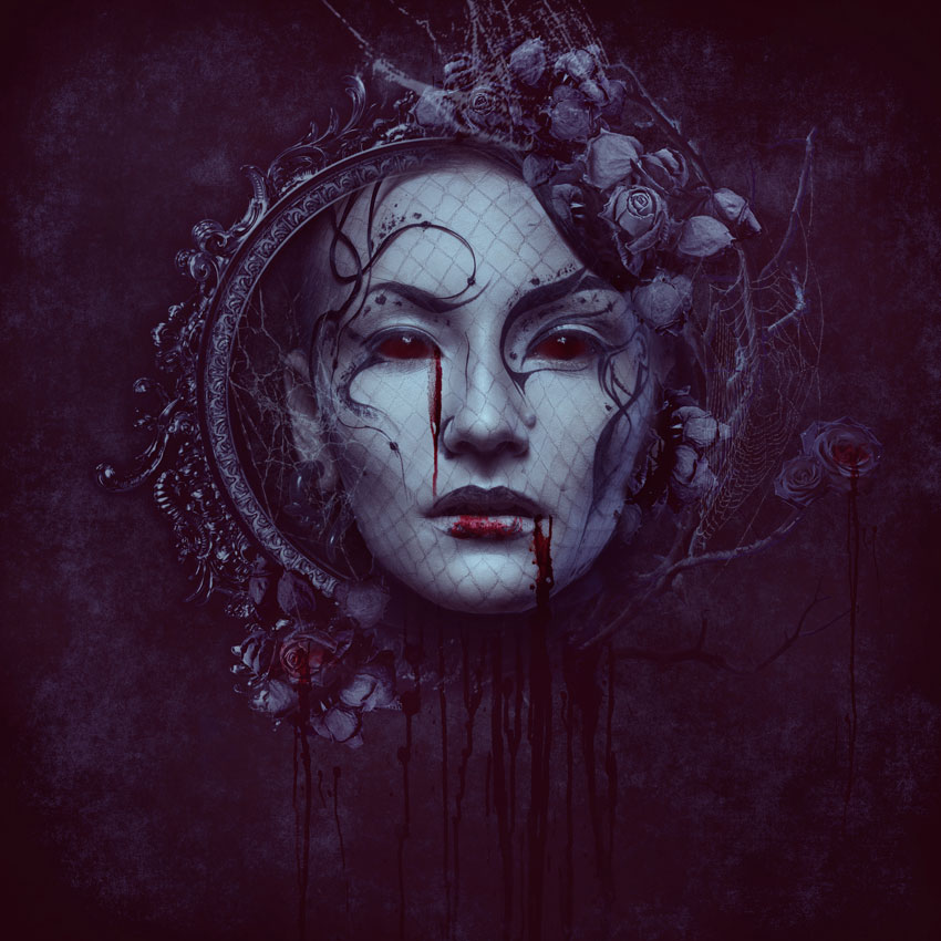 How to Create a Dark Gothic Portrait Photo Manipulation With Adobe Photoshop