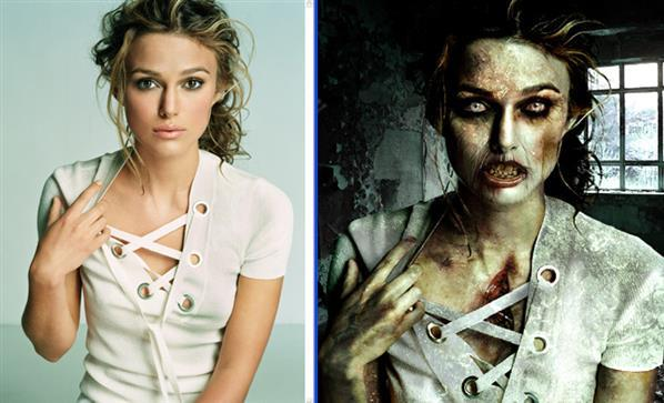 Transform Person into Zombie in Photoshop