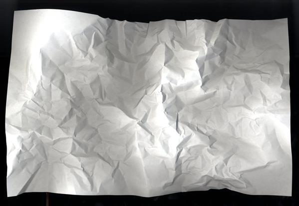 Crumpled Distressed Paper Texture