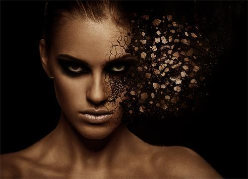 Disintegration Effect Photoshop Tutorials | PSDDude