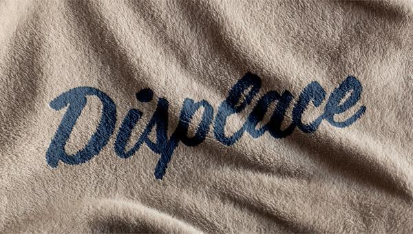 How to Use Displacement Map in Photoshop
