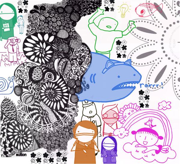 Doodleish