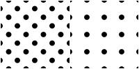 Polka Dot Pattern black white by Aless1984 photoshop resource collected by psd-dude.com from deviantart
