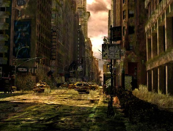20 Apocalyptic Photoshop Tutorials