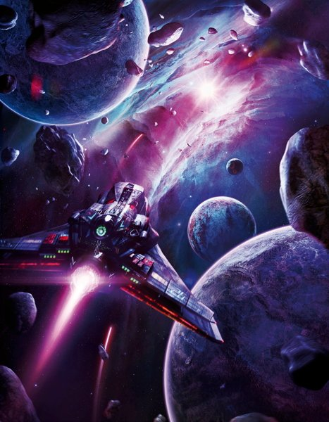 20 space photoshop tutorials psddude for Space art tutorial