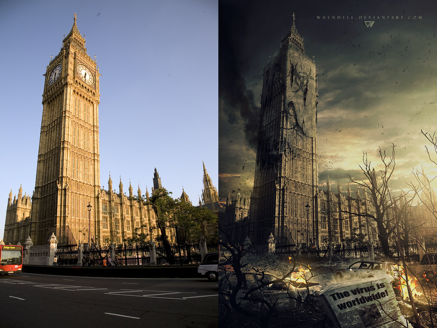 Before And After Photo Manipulations Part 2 Psddude
