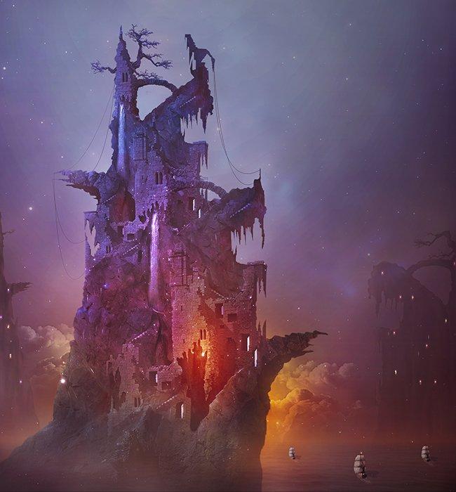 New Fantasy Photoshop Manipulation Tutorials | PSDDude