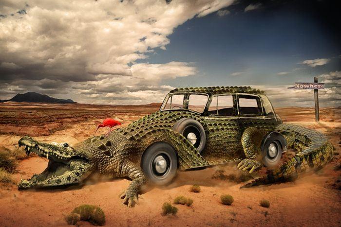 Car Show Poster Tutorial