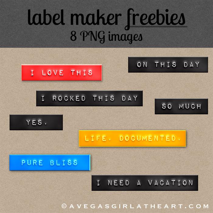 Font Label Maker in Photoshop - Photoshop tutorial | PSDDude