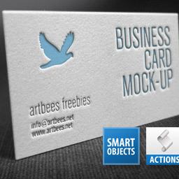 Business Cards Size shop