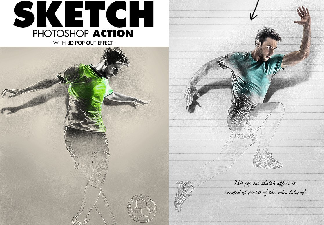 Photoshop sketch tutorial collection psddude download here reply baditri Choice Image