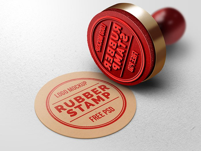 Stamp PSD Templates - Free Download | PSDDude