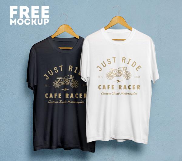 T-Shirt PSD Mockup Templates for Designers   PSDDude