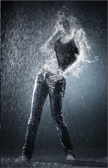 Create Photoshop Rain Effect Tutorials | PSDDude