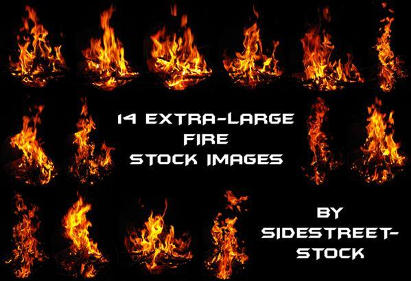 14 Hi Res Fire stock