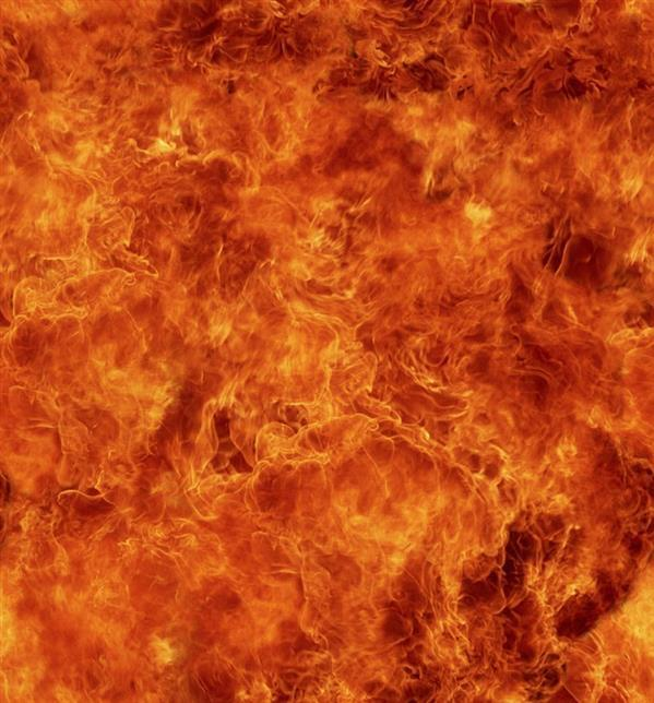 Fire Seamless Tile Texture